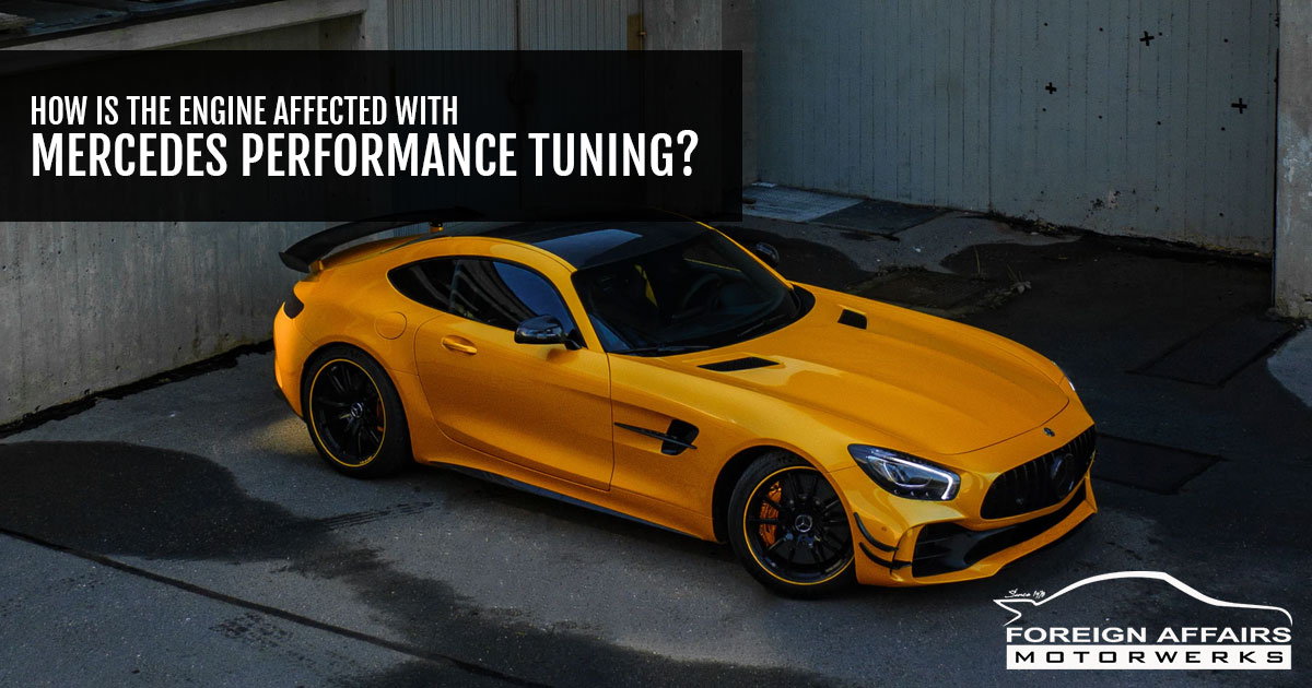mercedes performance tuning