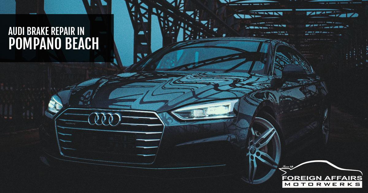 Audi Brake Repair