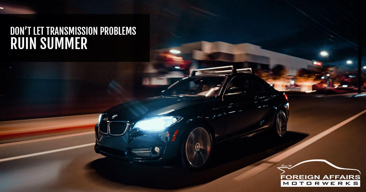 transmission-problems